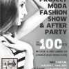International Intern Fashion Show, Free Drink For The First 100 Guests