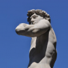 Michelangelo's Other David Vacations in the U.S.A.