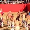 Historic Florentine Soccer or WWE wrestling match?