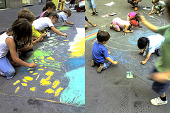 artists work