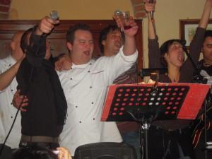 "5 Senses Farewell Party at ""Il Borro"", Tuscany"