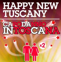 happy new tuscany