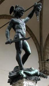 Il Perseo del Cellini