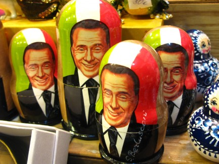 Italian Prime Minister Dolls