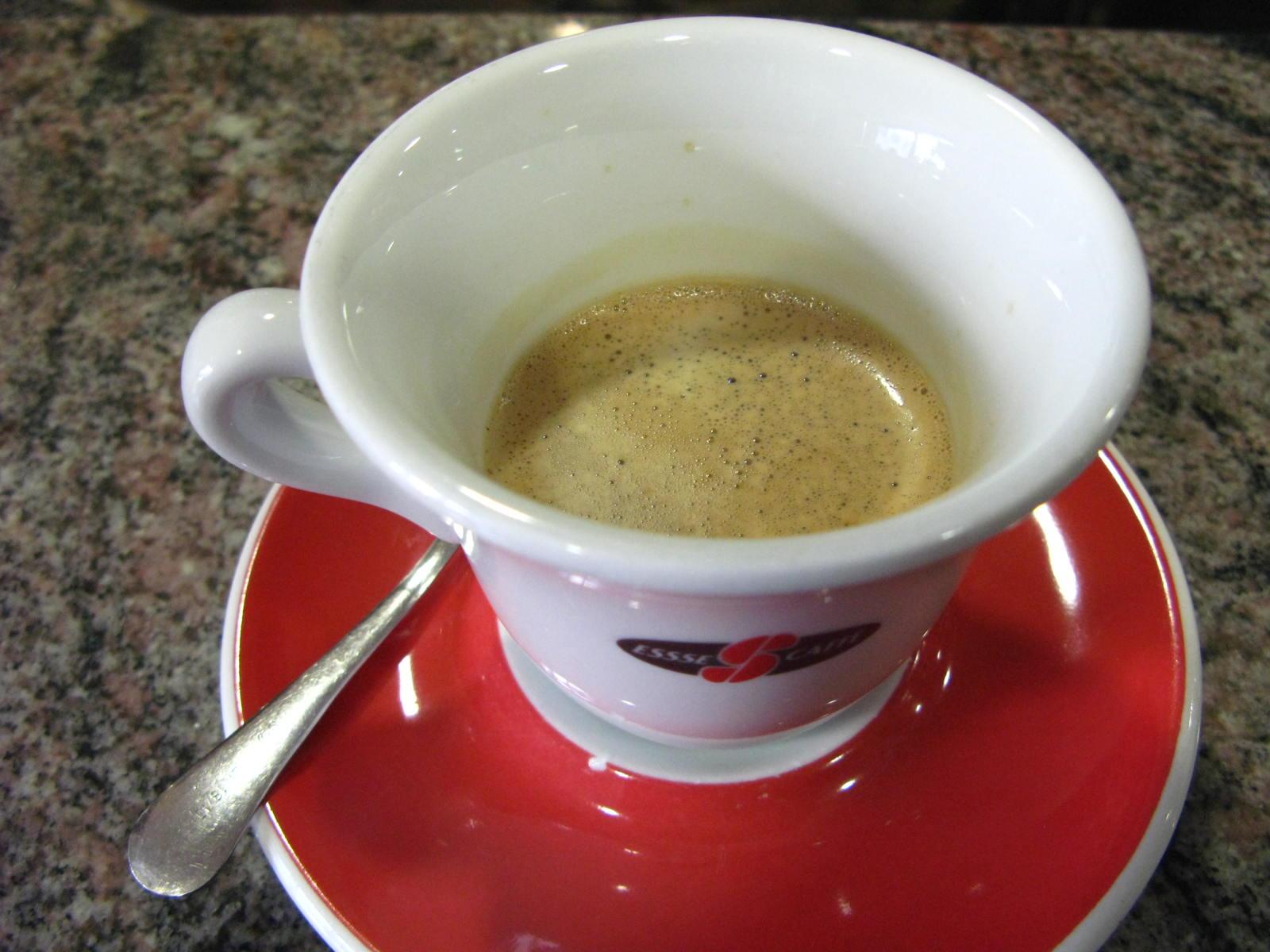 English In Italian: Caffè Al Ginseng