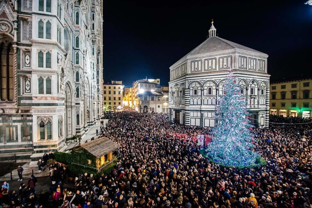 Christmas In Florence Italy.Christmas 2018 In Florence What To Do Studentsville It