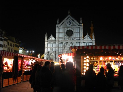 Mercatino Natale Firenze