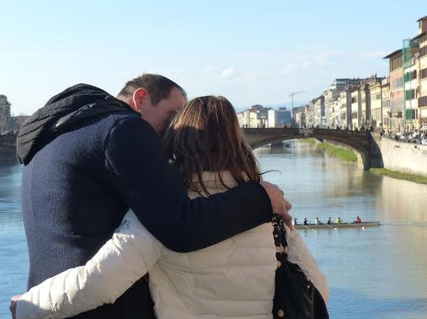 Amore Ponte Vecchio Firenze