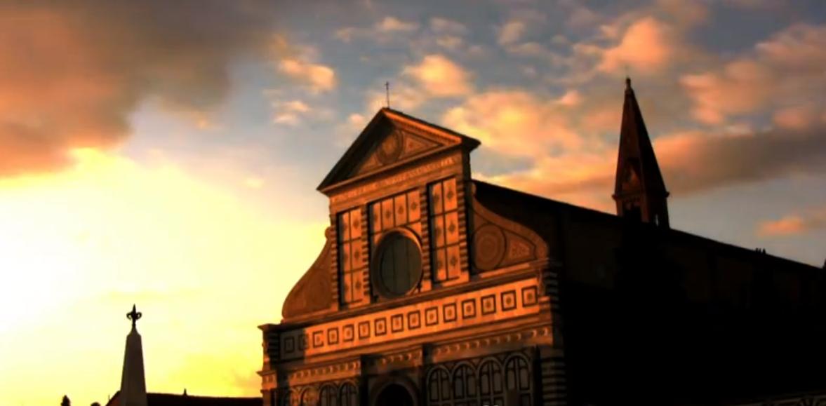 Basilica di Santa Maria Novella Florence Italy