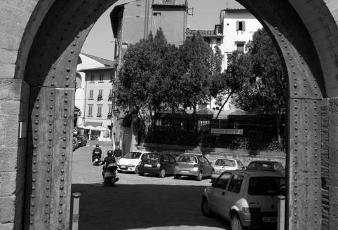 Giardino di Bar Rifrullo Firenze