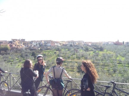 Tuscan bike tours