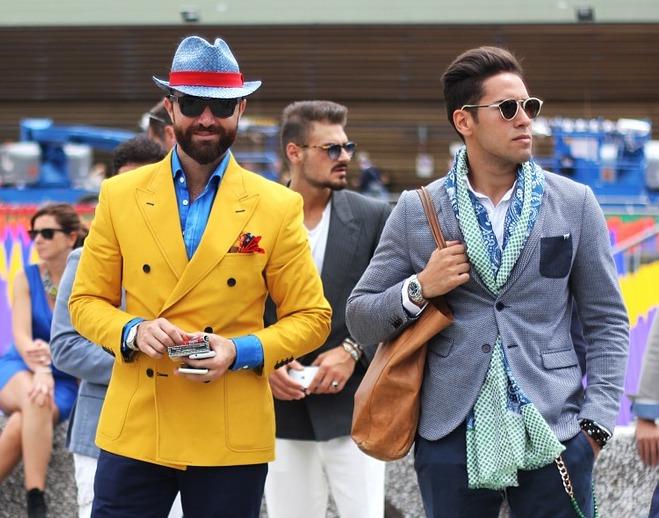 Italy Dress Code