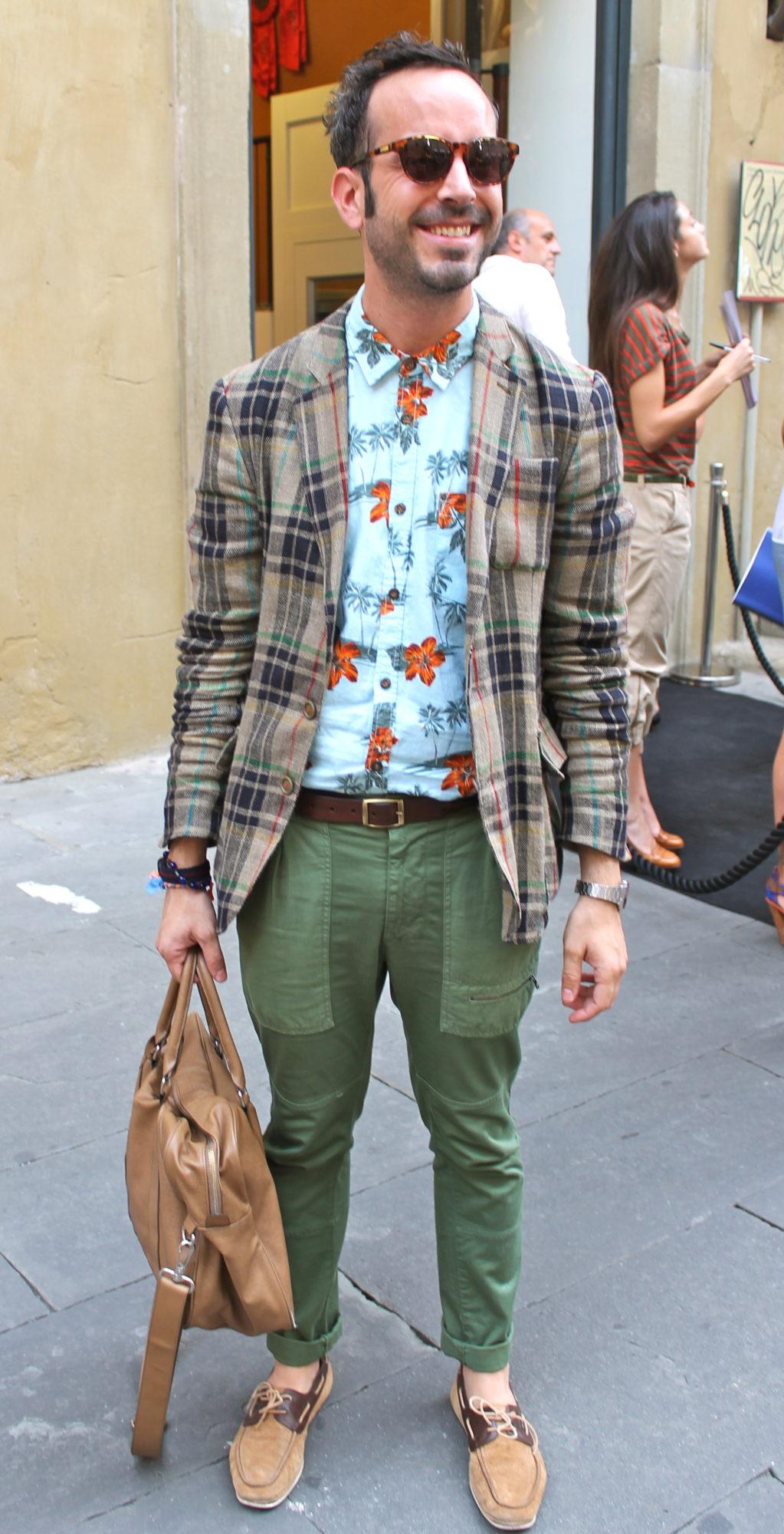 pitti immagine uomo after party fashion