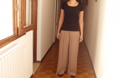 What to Wear in Italy: Flowy Pants