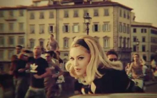 Madonna Turn Up The Radio Official Video florence