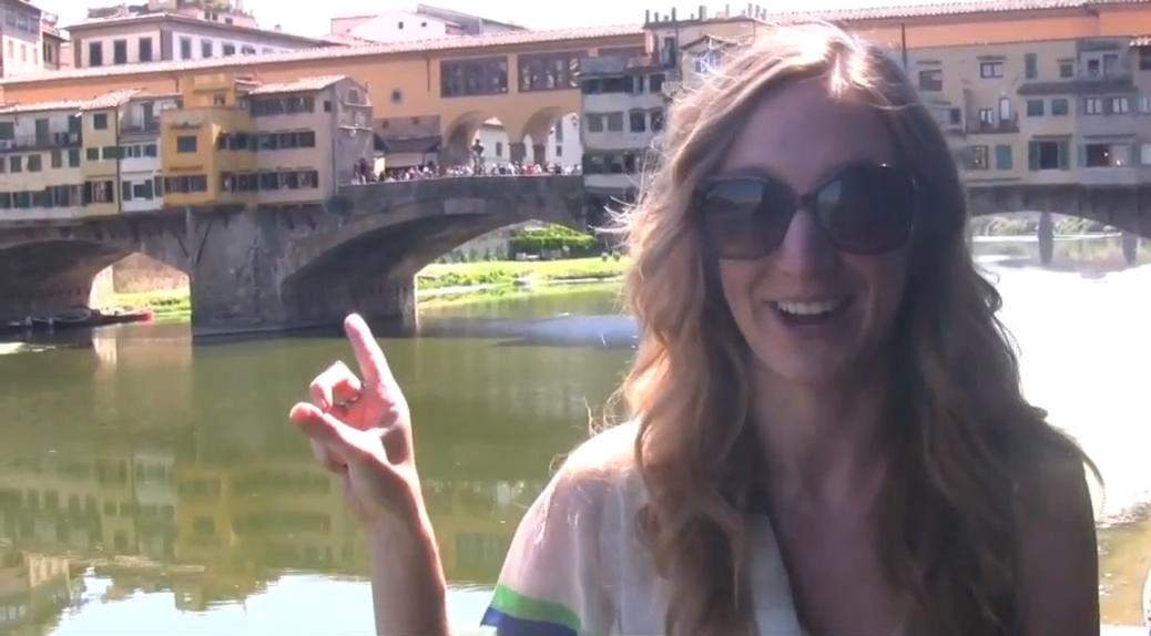 Old Bridge Firenze Italia