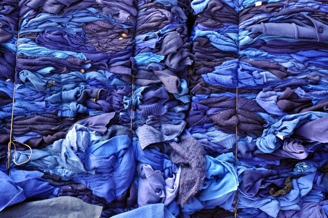 Cardato Brand Regenerated Wool Prato Italy