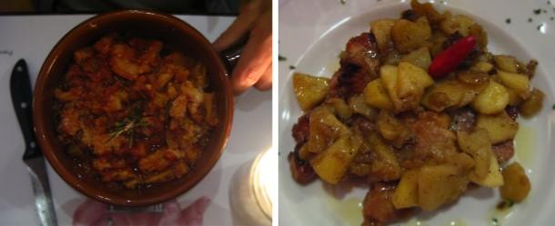 Foto da mangiare L'e Maiala Osteria Firenze Italia