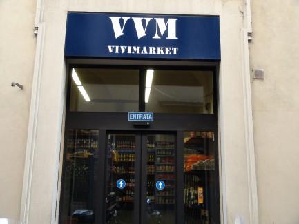 Vivi Market Firenze Italia