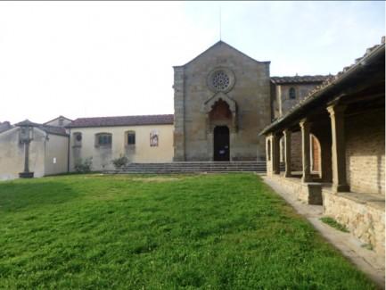 Chiesa e Convento di San Francesco Fiesole