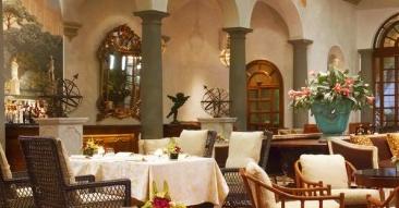 Etichetta St. Regis Hotel Firenze