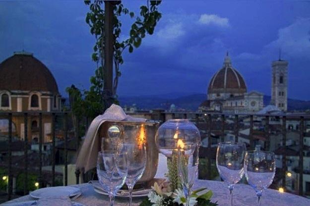 Terazza Brunelleschi Firenze San Valentino