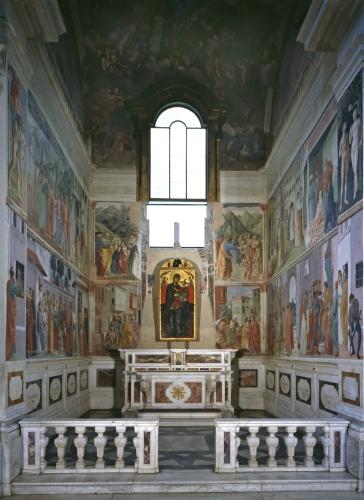 Capella Brancacci Firenze
