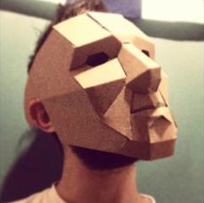 Maschera' fatto a IED firenze