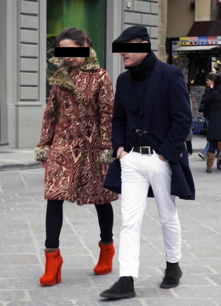 Firenze Street Fashion March