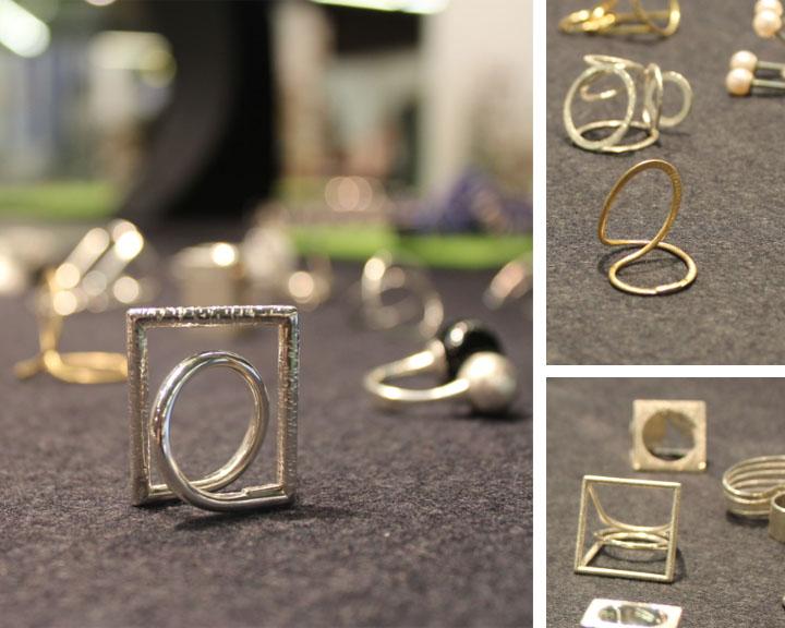 anelli mosta internazionale dell'artigianato firenze