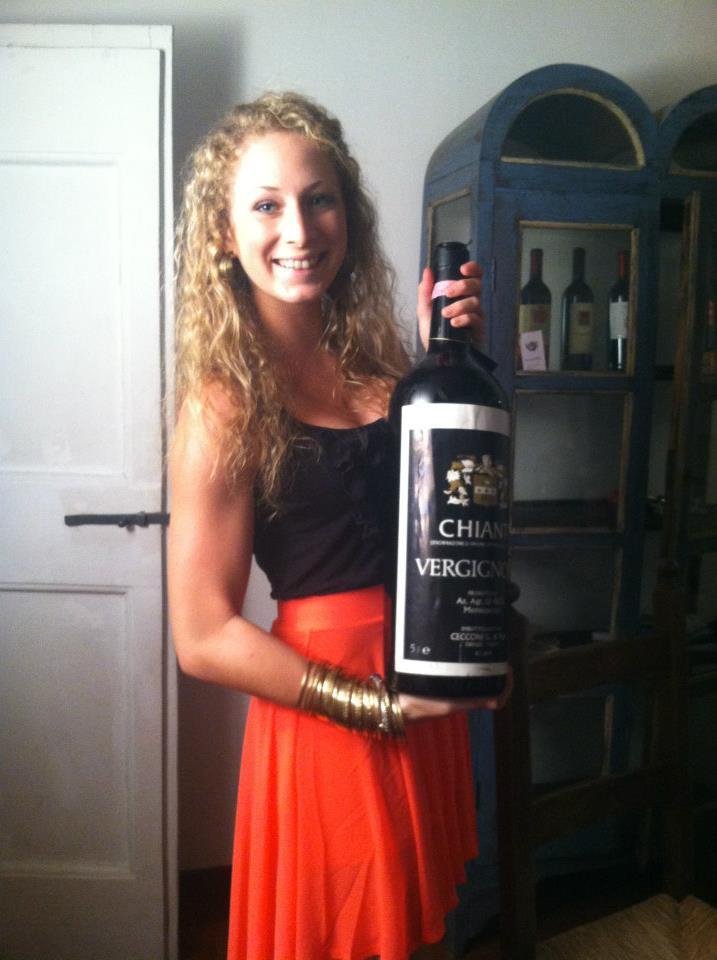 WineTown Firenze Concourso Foto sul Facebook