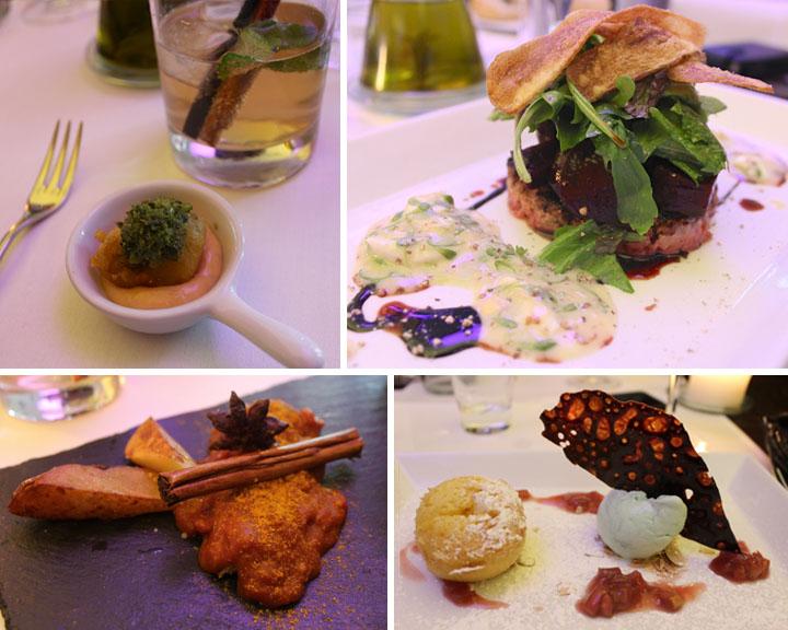 Best Fusion Restaurant in Hamburg Germany