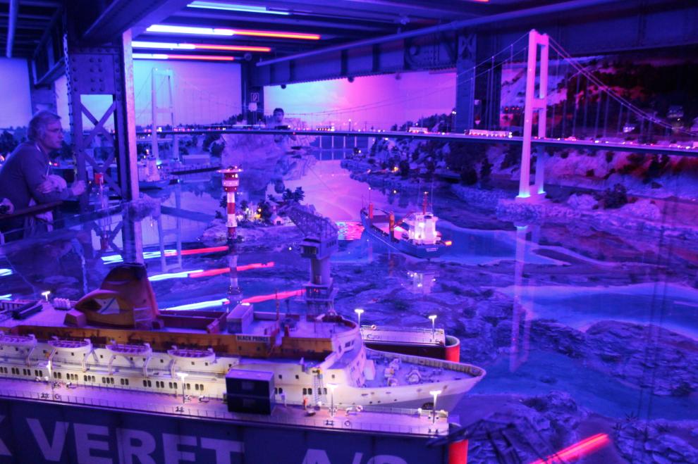 World's Largest Model Railway Museum Hamburg Germany