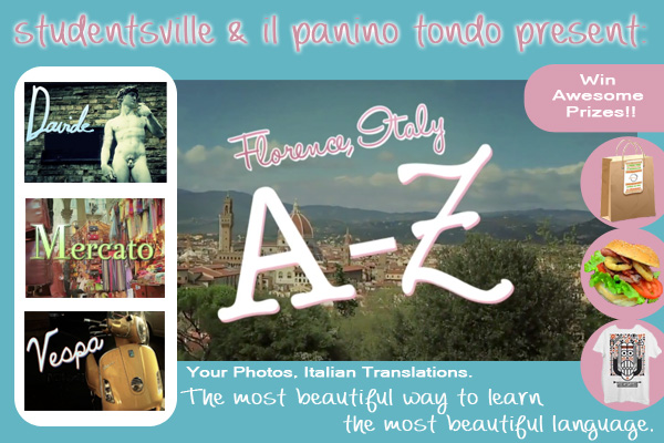 StudentsVille Italy A-Z Photo Contest