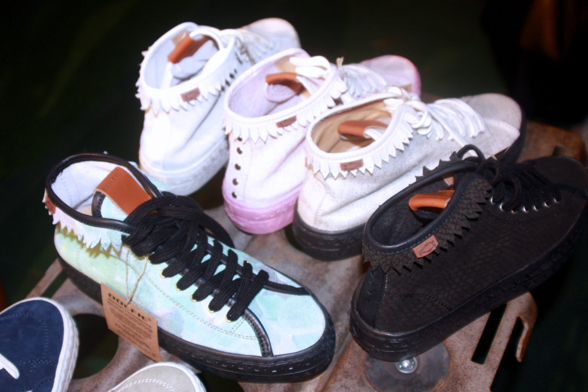 dolfie sneakers pitti uomo