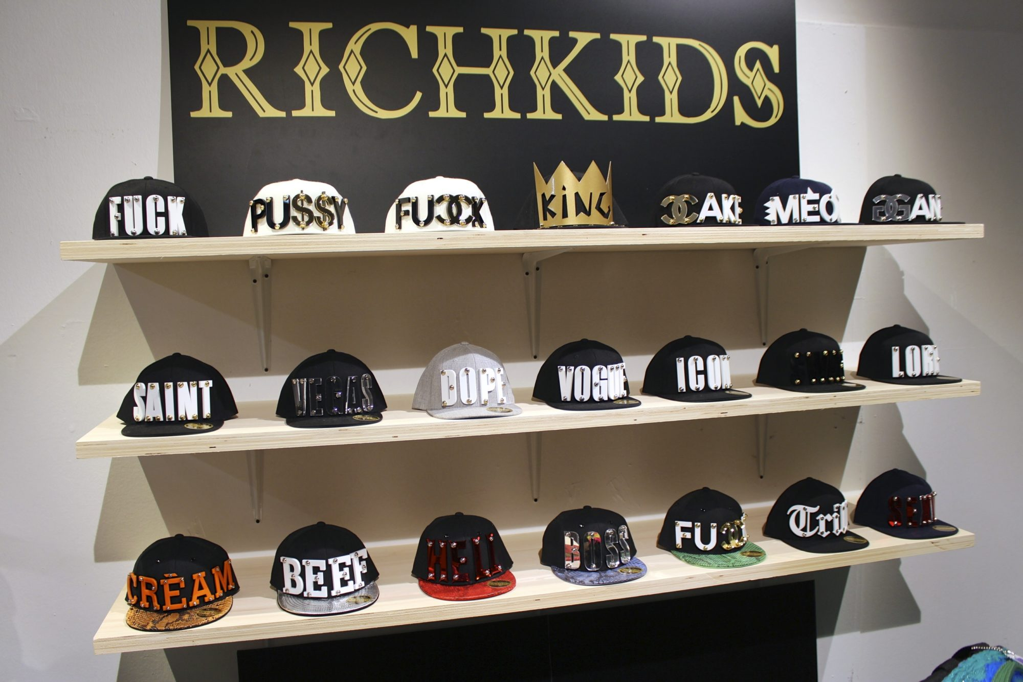 rich kids hats pitti uomo