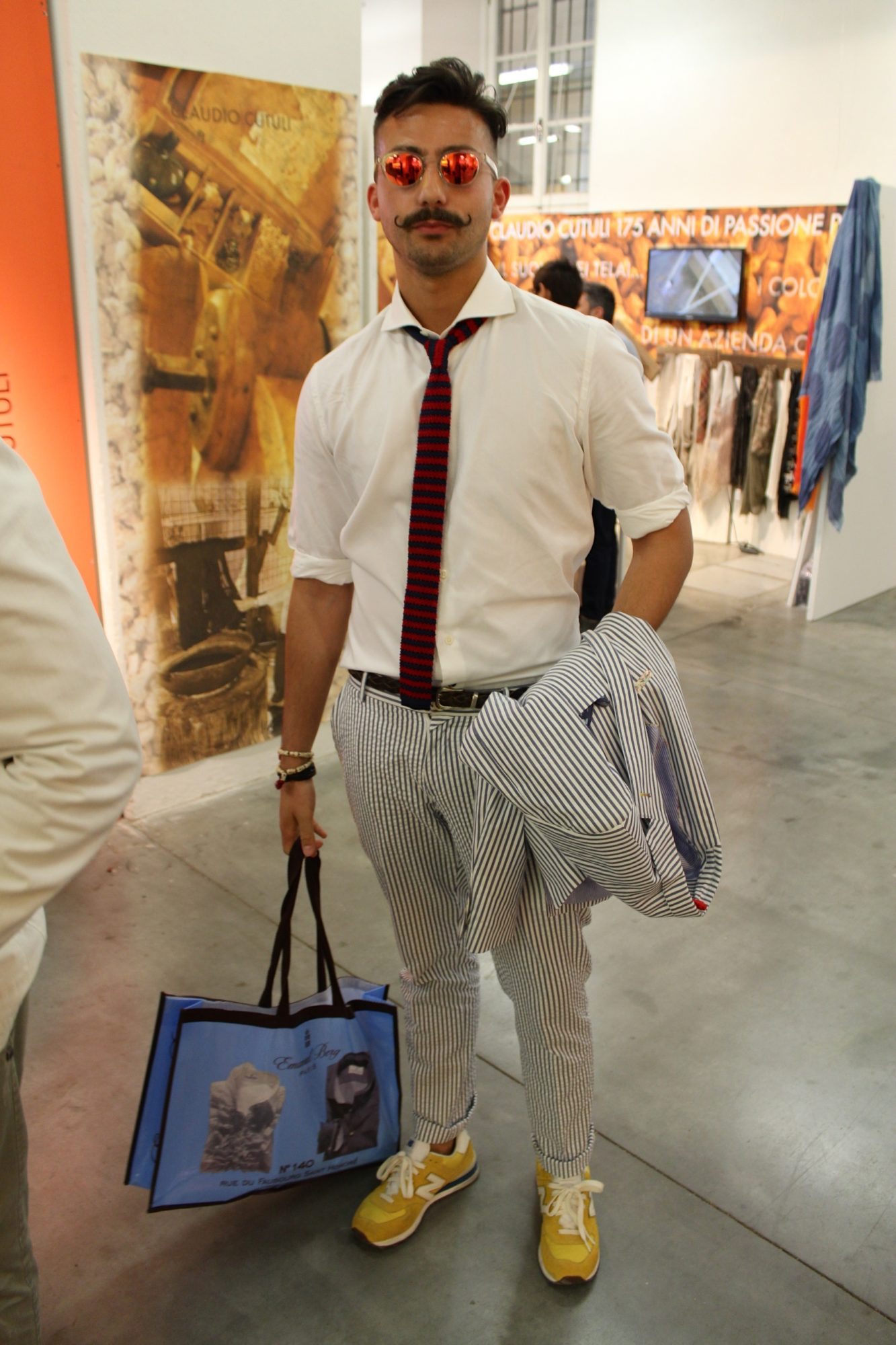 Best Looks Men Pitti Immagine Uomo Summer/Spring 2014 Preview