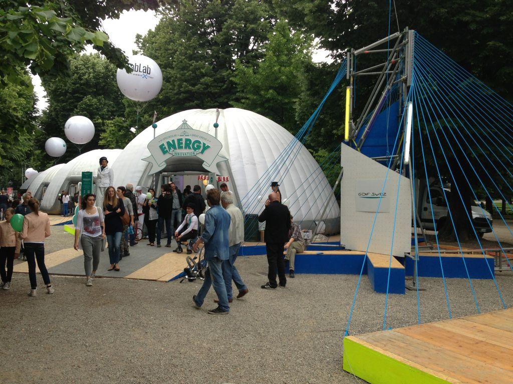 Wired Magazine Nextfest Milano
