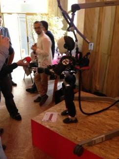 Wired Technology Child Robot