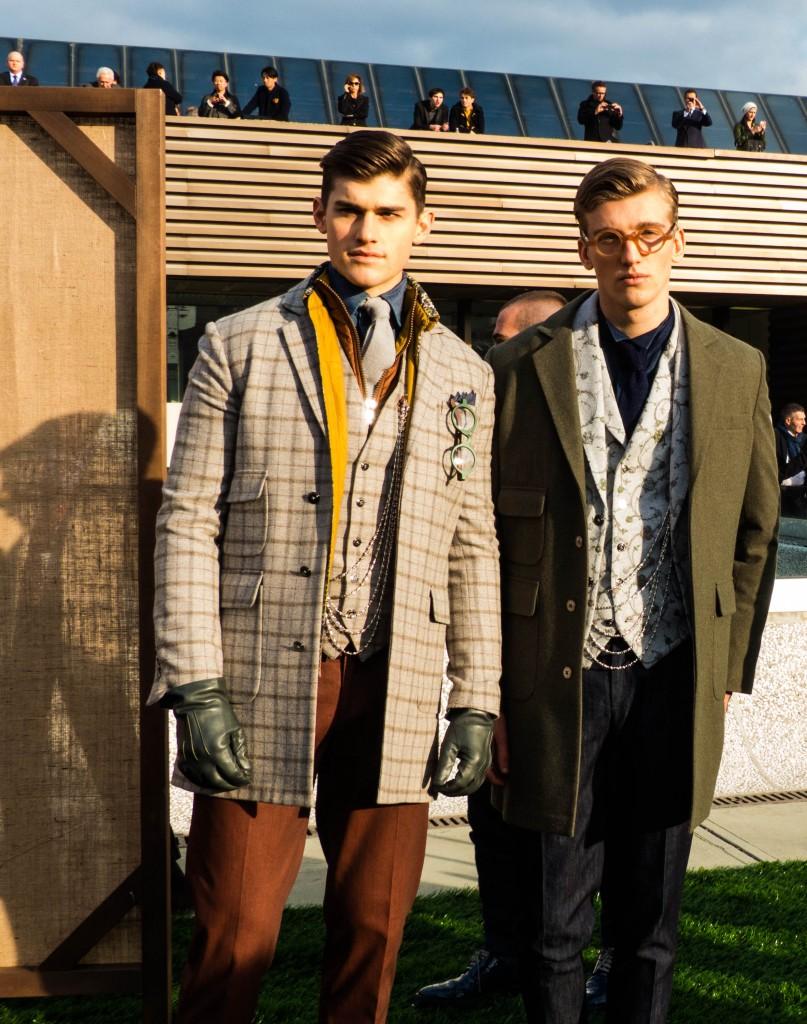 Male Fashion Winter 2014