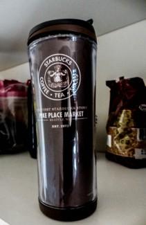 Grande travel mugs