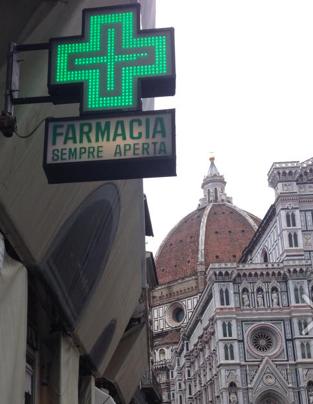 Farmacia sempre aperta Firenze