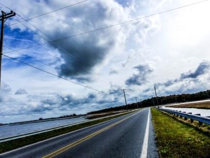 Oceanside road
