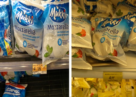 Mukki Mozzarella price comparison