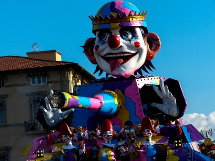 italian clown cannon