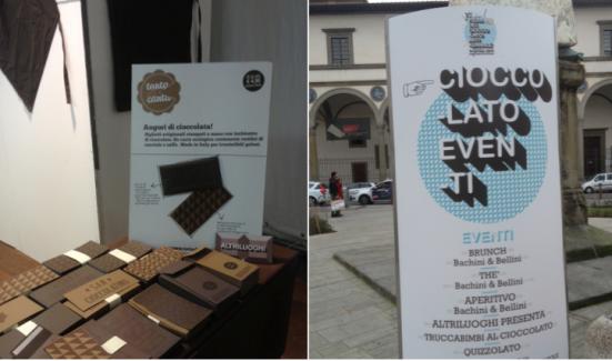 Chocolate Fair Florence