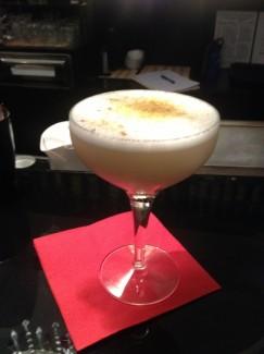 Cocktail at Bitter Bar
