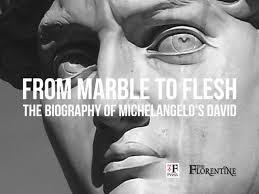 The Biography of Michelangelo's David