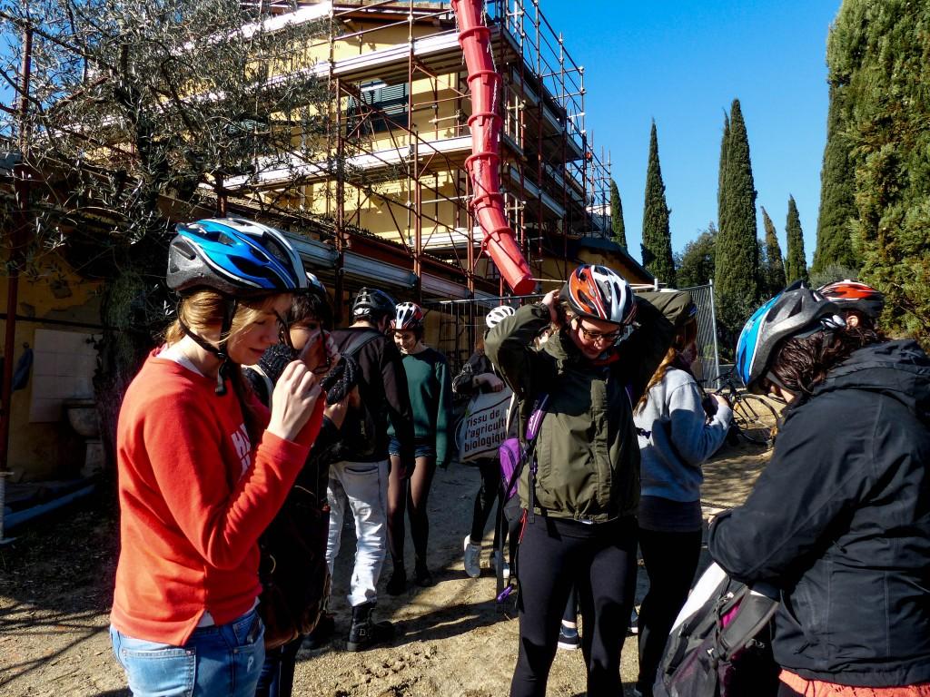 Italian biking safety