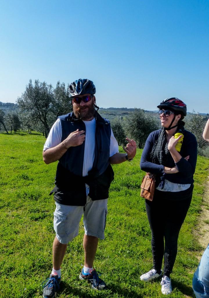 I bike italy talk